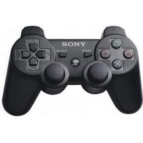 Sony DualShock 3 Wireless Controller Black Bulk PS3