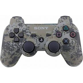Sony DualShock 3 Wireless Controller Camo Bulk PS3