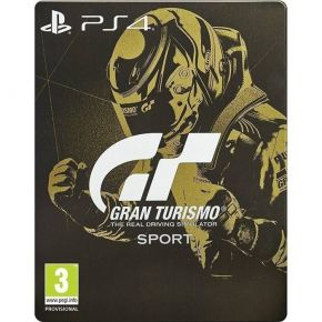 Sony Gran Turismo Sport - Steelbook Edition (PSVR Compatible EU) PS4