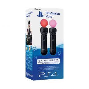 Sony Playstation Move Twin Pack PS3/PS4