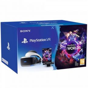 Sony Playstation VR Worlds Bundle +Camera V2 + VR Worlds (Voucher Code)