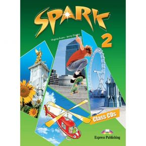 Spark 2 (Monstertrackers) - Class Audio CDs (Set Of 4)