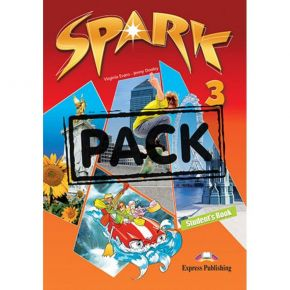 Spark 3 (Monstertrackers) - Student's Book (Βιβλίο Μαθητή+i-eBook)