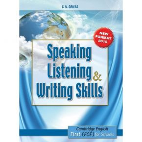 Speaking Listening & Writing Skills First (FCE) For Schools - Student's Book