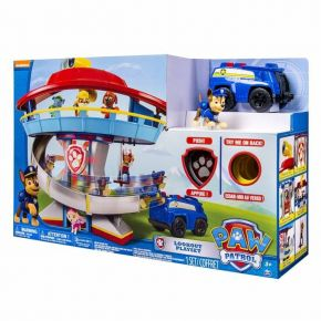 Spin Master Lockout Tower Playset Πύργος Ελέγχου