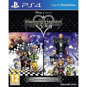 Square Enix Kingdom Hearts HD 1.5 + 2.5 Remix (EU) PS4