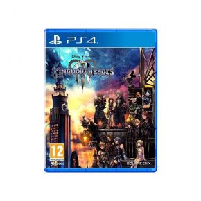 Square Enix Kingdom Hearts III (EU) PS4