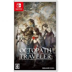 Square Enix Octopath Traveler (EU) NSW