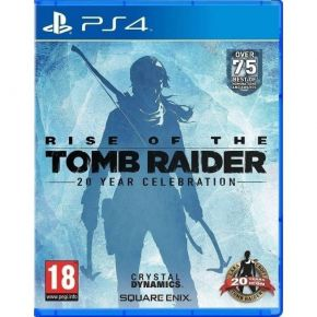 Square Enix Rise Of The Tomb Raider 20 Year Celebration (EU) PS4