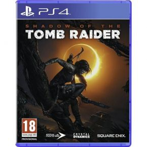 Square Enix Shadow Of The Tomb Raider (EU) PS4