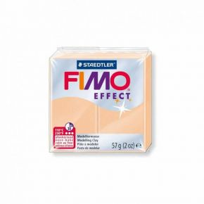 Staedtler Πηλός Fimo Effect Peach Pastel 8020-405 57gr
