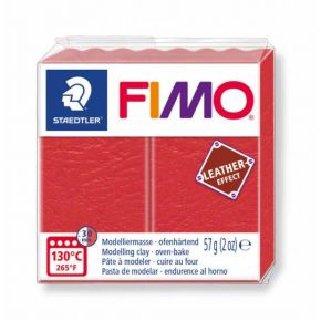 Staedtler Πηλός Fimo Leather Effect Watermelon 8010-249 57gr