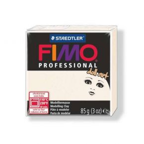 Staedtler Πηλός Fimo Professional Doll Art Porcelain 8027-03 85gr