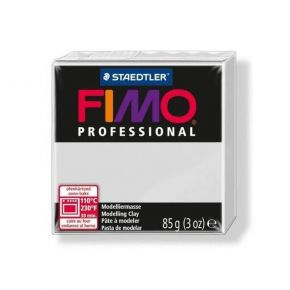 Staedtler Πηλός Fimo Professional Dolphin Grey 8004-80 85gr