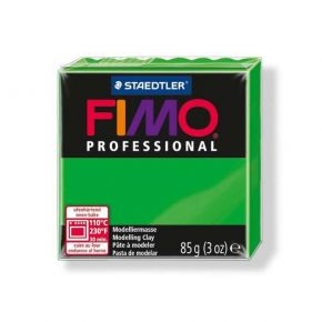 Staedtler Πηλός Fimo Professional Grass Green 8004-5 85gr