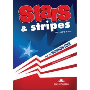 Stars & Stripes Michigan ECCE - Teacher's Book (Βιβλίο Καθηγητή)