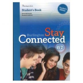 Stay Connected B2 - Teacher's Book (Βιβλίο Καθηγητή)