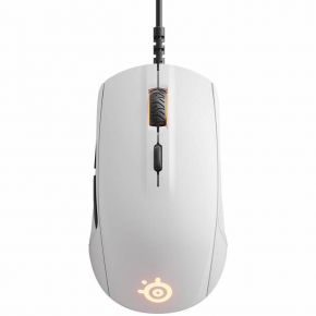 SteelSeries Gaming Mouse Rival 110 White