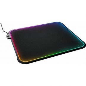 SteelSeries Gaming Mousepad QcK Prism RGB