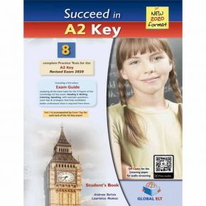 Succeed In A2 Key 8 Practice Tests - Student's Book