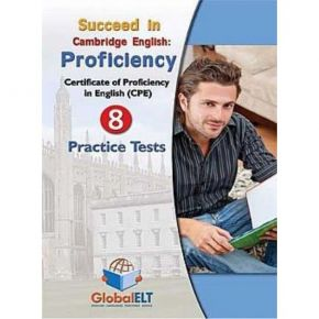 Succeed In Cambridge English Proficiency (8 Practice Tests) Student's Book