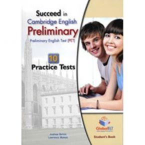 Succeed In PET (10 Pratice Tests) Student's Book