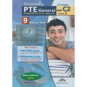 Succeed In PTE Level C2 Student's Book