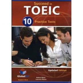 Succeed In TOEIC (10 Practice Tests) Student's Book