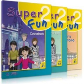 Super Fun 2 Basic Pack (+i-eBook)