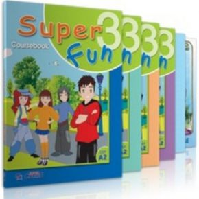 Super Fun 3 Full Pack & Revision (+i-eBook)
