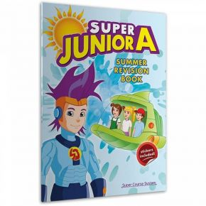 Super Junior A: Summer Revision Book (+ Stickers)