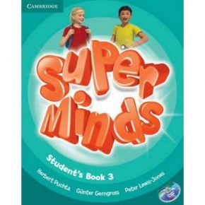 Super Minds 3 - Student's Book (Βιβλίο Μαθητή+DVD)