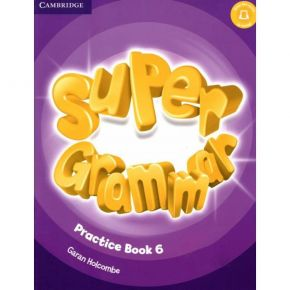Super Minds 6 Super Grammar Book