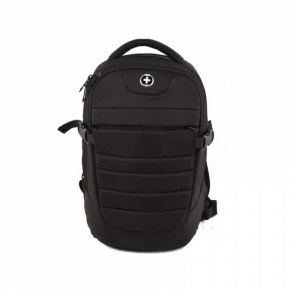 SwissDigital Τσάντα Πλάτης Widget Black Laptop Backpack SD-154G