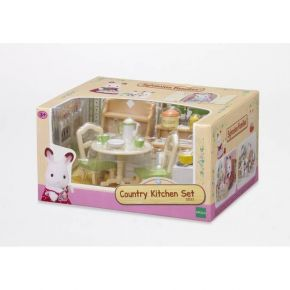 Sylvanian Families 5033 Country Kitchen Set