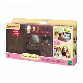 Sylvanian Families 5039 Master Bedroom Set