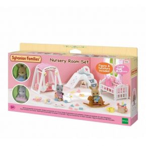 Sylvanian Families 5166 Nursery Room Set