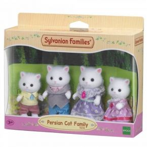 Sylvanian Families 5216 Persian Cat Family