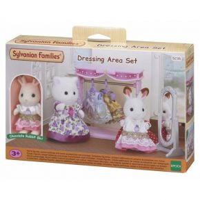 Sylvanian Families 5236 Dressing Area Set