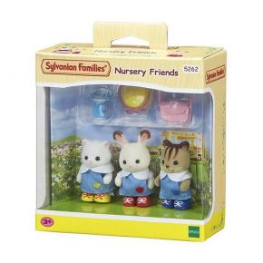 Sylvanian Families 5262 Nursery Friends