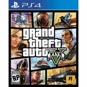 T2 Grand Theft Auto V (EU) PS4