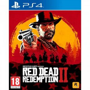 Take2 Essentials Red Dead Redemption 2 (EU) PS4