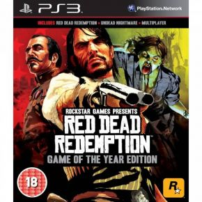 Take2 Essentials Red Dead Redemption (Game Of The Year) (EU) PS3
