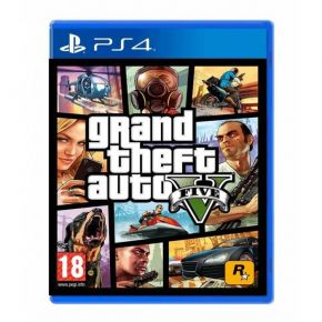 Take2 Grand Theft Auto V (EU) PS4