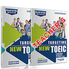 Targeting New TOEIC Preparation And 7 Practice Tests Πακέτο Αυτοδιδασκαλίας (+CD)