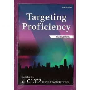 Targeting Proficiency Workbook With Free Study Companion (Includes Grammar)