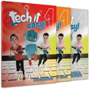 Tech It Easy 1 Pack (+i-eBook)