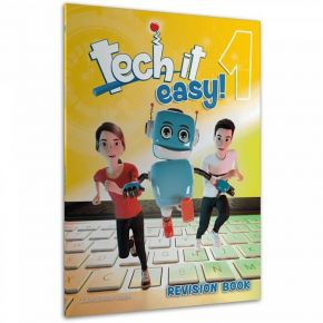 Tech It Easy 1 - Revision Book (+CD Audio)