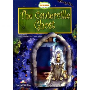 The Canterville Ghost - Book Reader +CD +DVD (C1 Level)