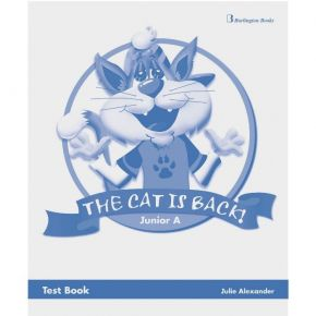 The Cat Is Back Junior A - Test Book